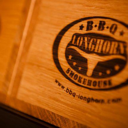 BBQ Longhorn Smokehouse – Branding