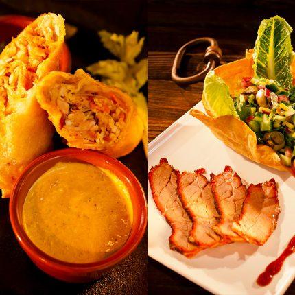 BBQ Longhorn Smokehouse – Speisen