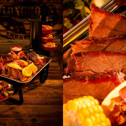 BBQ Longhorn Smokehouse – Little Smokey Joe