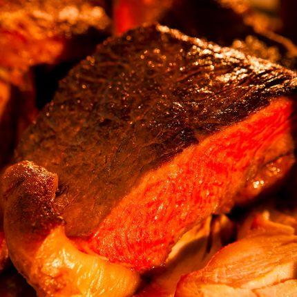 BBQ Longhorn Smokehouse – Fleisch