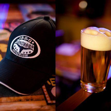BBQ Longhorn Smokehouse – Cap & Bier