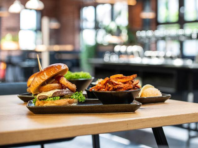 Burgercraft –Burger
