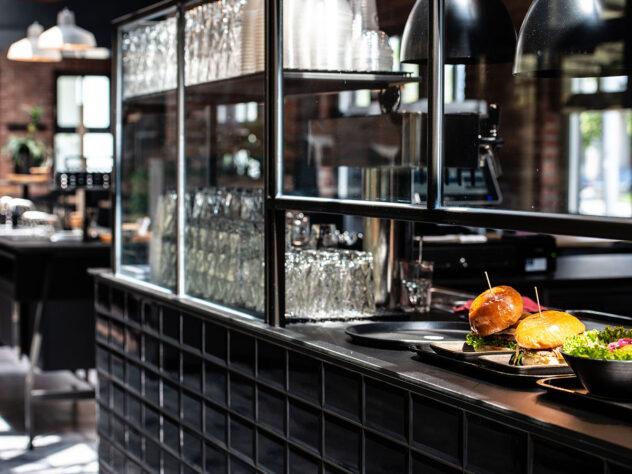 Burgercraft – Theke