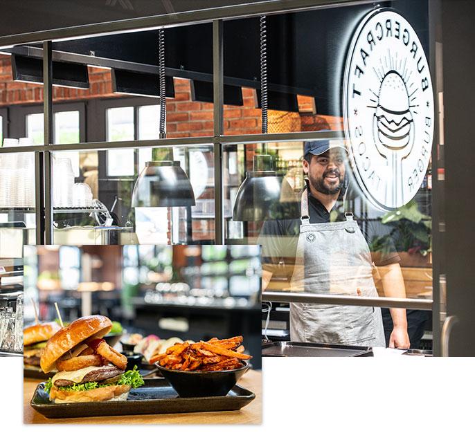 Burgercraft – Impressionen